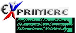 EXPRIMERE NETWORK Logo